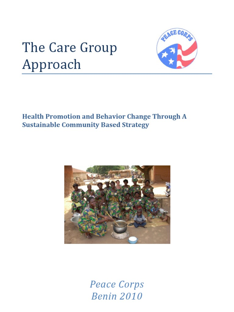 Peace Corps Care Manual (health) Group Approach Manual (IEC / BCC) |  Leadership | Leadership & Mentoring