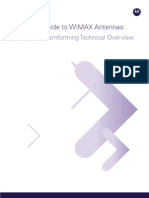 Motorola White Paper on MIMO and Beamforming (Smart Antennas)