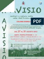 Manifesto W Avisio