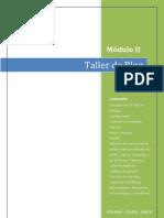 Modulo II Taller Blog