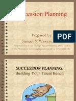 Succession Planning 1