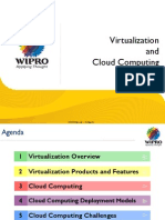 Virtualization and Cloud Computing Overview Ppt
