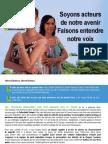 Nouvelle Profession de foi  - Joelle PREVOT-MADERE & Nemea DAMAS - Legislatives 2012