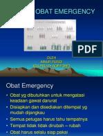 OBAT – OBAT EMERGENCY