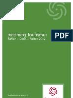 Incoming Tourismus Niedersachsen