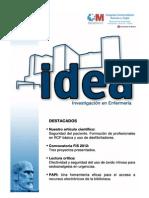 Boletín Idea Junio 2012 H.Ramón y Cajal-Madrid