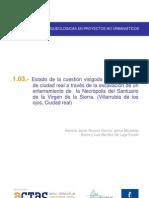 Álvarez García, J. et al. (2007) Estado de la Cuestión Visigoda en la Provincia de Cuidad Real