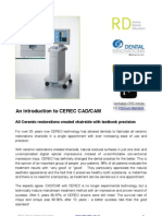 P246 an Introduction to Cerec