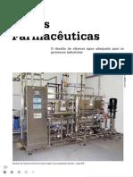 Aguas Para Industria Farmaceutica