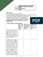 Examen Final Fundamentos de Derecho Constitucional Semestre 2012-1