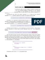 CSS e Prime