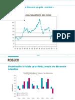 Extraits de deux études de Robeco sur les actions - juin 2012