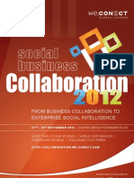 Social Business Collaboration 2012
