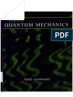 Amit Goswami Quantum Mechanics, Second Edition 2003