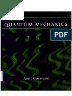 Amit Goswami Quantum Mechanics, Second Edition 2003