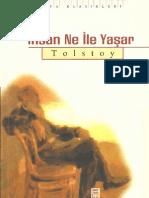 Tolstoy - İnsan Ne İle Yaşar
