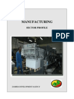 Manufacturing Sector Profile - Feb 2011
