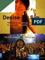 Denise Tribute