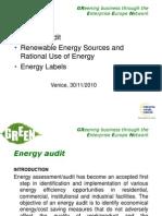 Green Training Audit_Romano