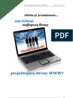 Raport Firma Www