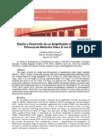 A013 (Ferreyra) Diseno y Desarrollo de Un MAPA Clase D