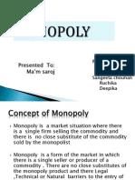 1 Monopoly