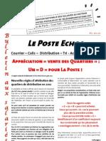 Tract Poste Echos 9