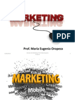 Modulo de Marketing