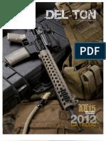 2012 Del-Ton Master Catalog