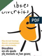 Dissabtes Divertits Ontinyent