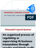 Financial Control System
