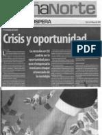 """""""Franquicias, crisis y oportunidad"""" 3-9 de Mayo de 2008-ZonaNorte"""