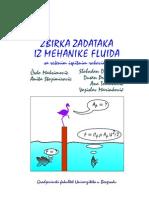 Mehanika Fluida (Zbirka Zadataka)