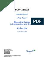 NGO Ideas Tiny Tools-Handout[1]