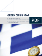 Greek Crisis Map