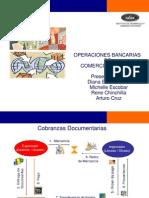 Operaciones Bancarias de Comercio Exterior