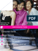 Asian Consumer Trends