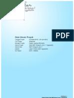 Project Charter Lengkap
