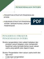 Struktur Pengendalian Intern