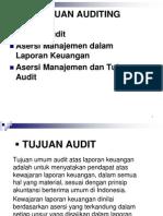 Tujuan Tujuan Audit