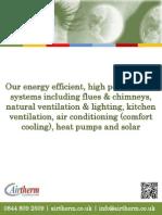 Flue & Chimney Brochure
