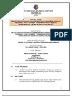 Kertas Kerja Majlis Watikah Perlantikan Pengawas 2012
