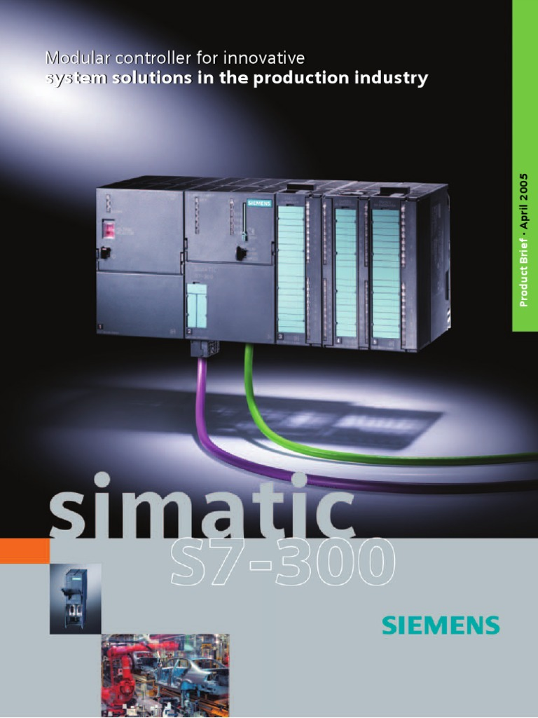 Siemens PLC300 | Central Processing Unit | Computing