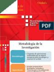 Investigacion Cientifica Unidad 1