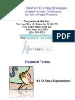 Contract Term Program Slides