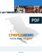 British Columbia - Campus 2020 - Thinking Ahead