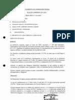 Plan de Gobierno SANTOS- MAS (Movimiento Afirmación Social)