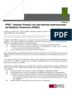 Ifrs1 - Portugues