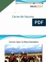 Presentacion1 Sesion4 Introduccion Carne de Vacuno