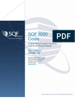 SQF 1000 Code